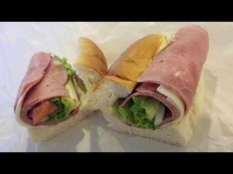 Russo's Sub Shop in West Palm Beach, Florida