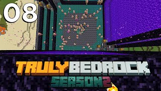 Fastest GOLD Farm in Minecraft? Meet The Server KILLER! | Truly Bedrock S2 EP8