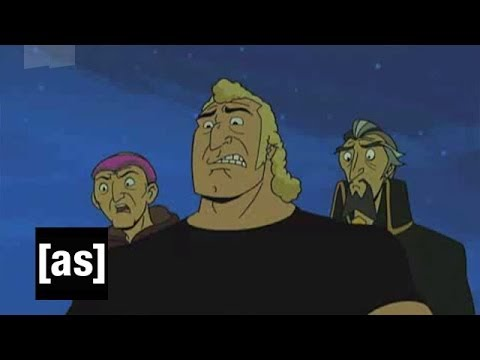 Subterfuge and Attack | The Venture Bros. | Adult Swim