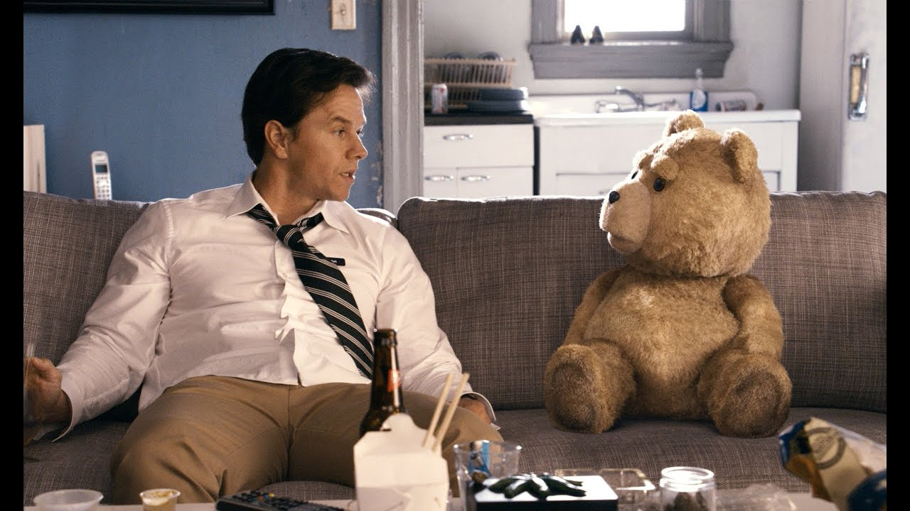 ted - trailer - youtube