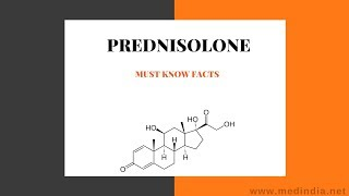Prednisolone: Steroid Drug to Treat Allergies, Swelling, Cancer and Autoimmune disorders