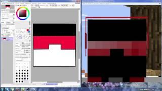 Как зделать аватарку с ачками для скайпа
