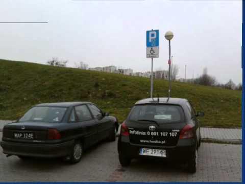 buraki parkingowe