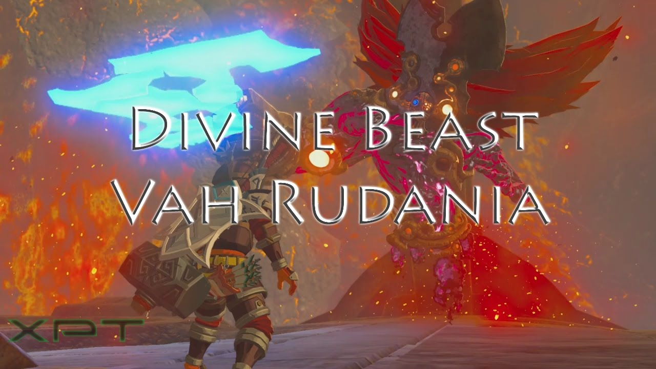 how to get up to vah rudania