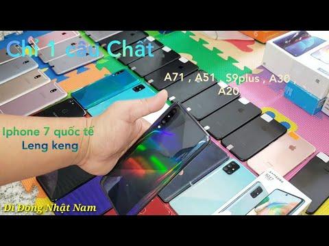 Tháng 03 Năm 2020👉 Sam Sung A71 keng,Sam sung A51, J7 pro giá rẻ ,S9+ chính hãng, Iphone 7, 6s 128g