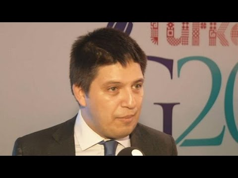 Climate change a difficult topic for G20 summit says Ussal Sabhaz