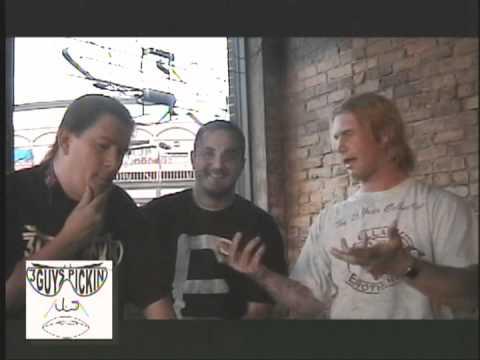3 Guys Pickin #116 - Mike North & Doug Buffone