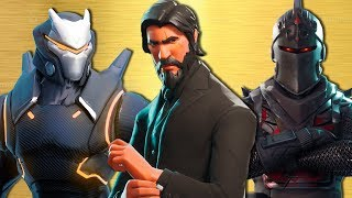 Fortnite: Top 10 Tier 100 Skins   The Countdown