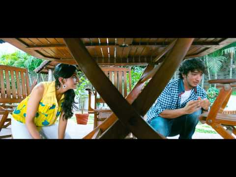 Yennamo Yedho | Tamil Movie | Scenes | Clips | Comedy | Songs | Gautham  Karthik hides from sister