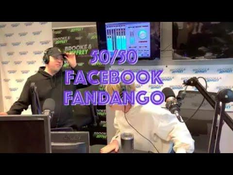 50/50 Facebook Fandango (Part 1)