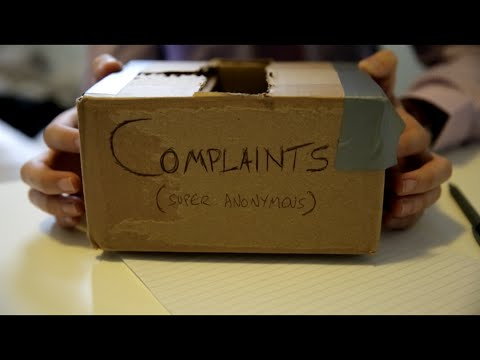 Complaints Box - DoTheSketch