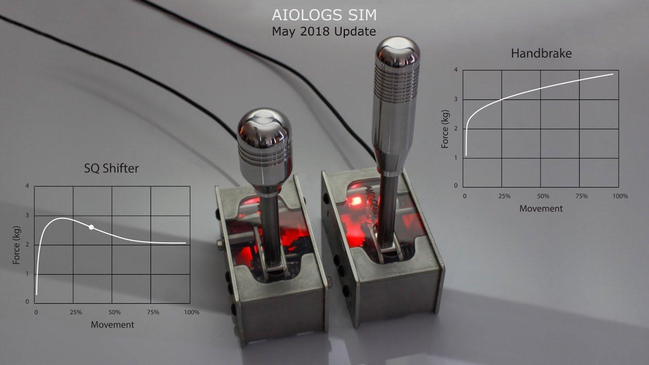 Aiologs Sim Shifter Sequential