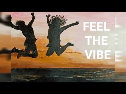 Energy vibe || Feel the vibe || Acrylic Painting ||