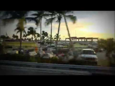 Florida, Miami. Auf dem Weg nach Key West