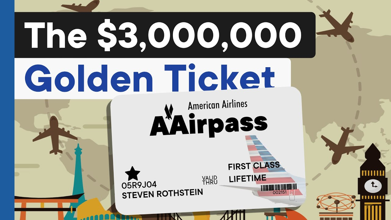 Lifetime Free 1st Class Air Travel Pass: A Disaster