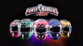 Power Rangers Turbo - Guitar Theme