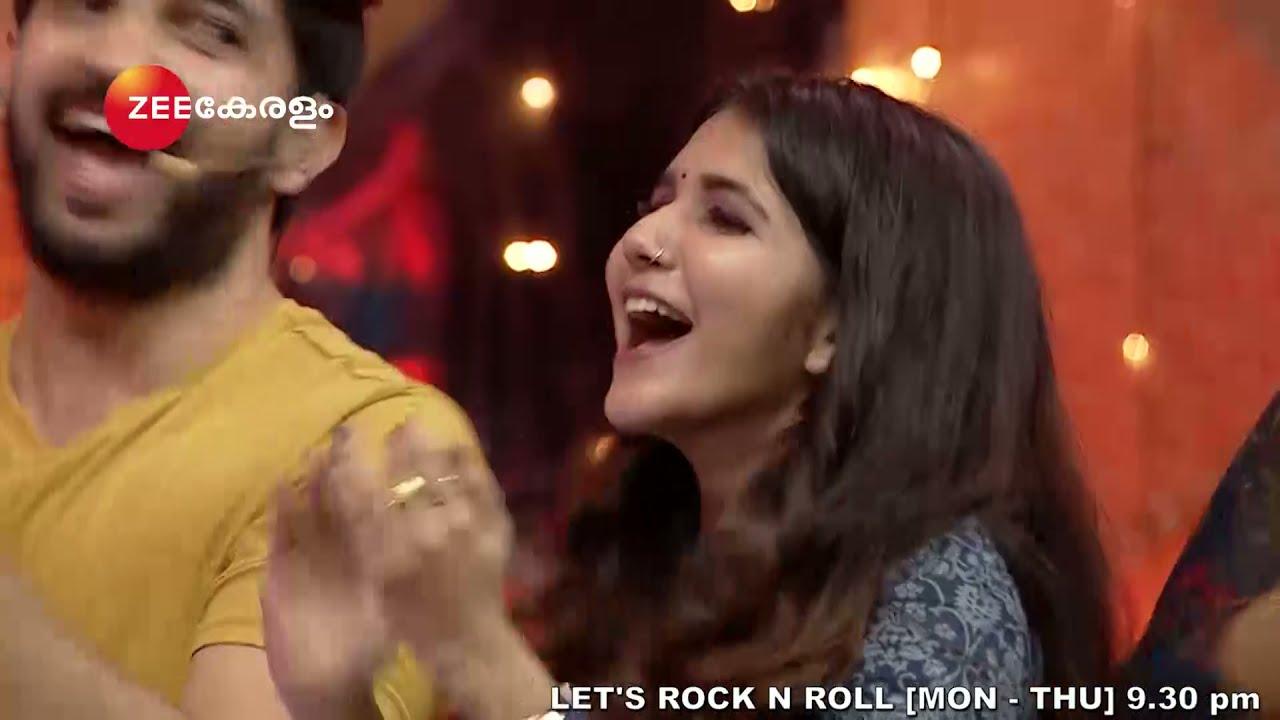 Let's Rock N Roll - Monday - Thursday, 9:30 PM - Zee Keralam