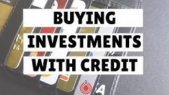 Buying Rental Properties with Credit: Good or Bad?