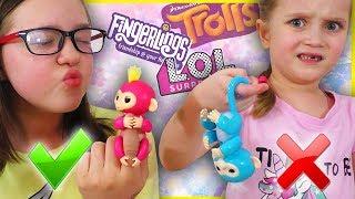 Бренд ПРОТИВ Подделки ИГРУШКИ 2 Челлендж Распаковка Игрушек для Девочек Dolls Surprise