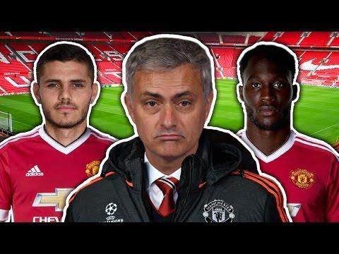 José Mourinho's Manchester United Targets Revealed! | Transfer Talk