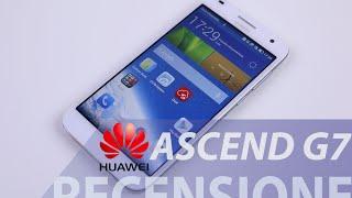 Huawei Ascend G7, recensione in italiano