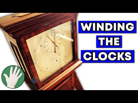 Winding the Clocks - Objectivity #57
