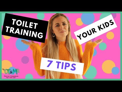 5 Steps for Toilet Training Success