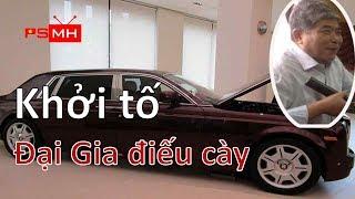Khởi tố Ông chủ Mường Thanh - Nhìn lại vận đen của những siêu xe triệu đô !!!