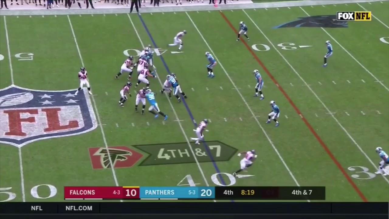 Julio Jones Drop Wide Open Touchdown In End Zone Youtube