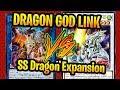 NEW GOD DRAGON LINK DECK VS  TG Shooting Star Dragon Expansion Duel + Dragon :ink Deck Profile