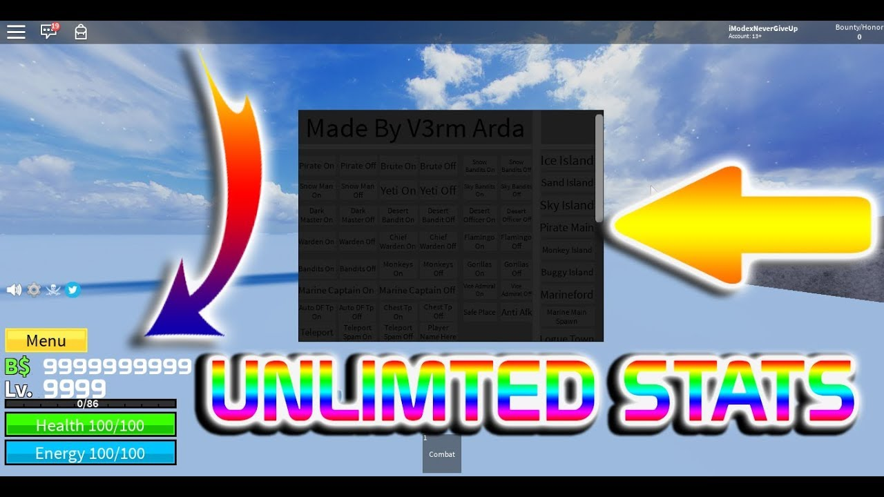 Roblox Blox Piece Hack Script | Earn Robux With Points