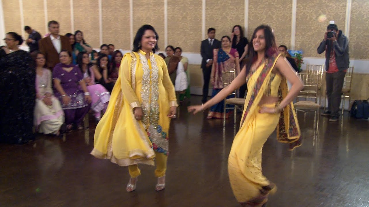 Fashion Show At Indian First Birthday Party Mississauga