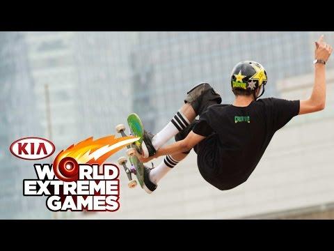 KWEG 2014 Show 9: Skateboard Vert (30 mins)