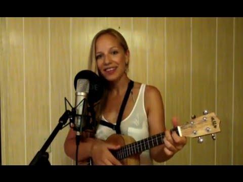 Crazy Gnarls Barkley Acoustic Ukulele Cover By Jody Samascott