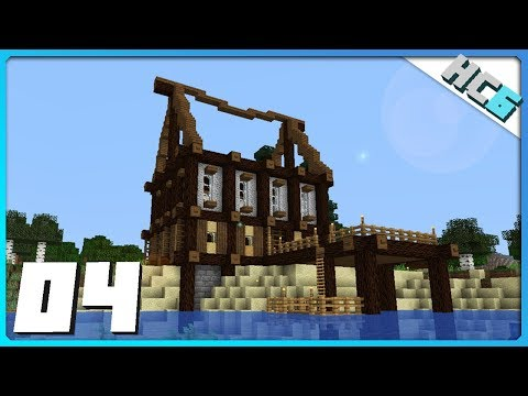 HermitCraft 6 | WRONG DISTRICT, REN! 😅 | Ep 04 || Minecraft Aquatic 1.13