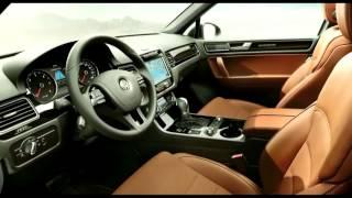 Автомобили test drive Обзор Авто Volkswagen Touareg 2014!