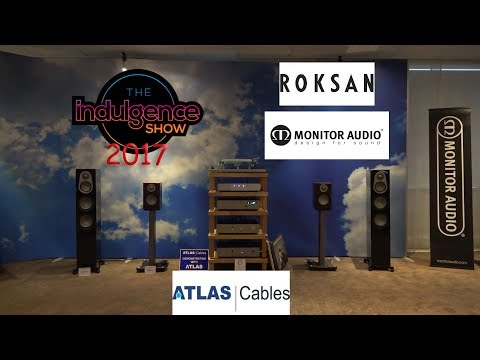Monitor Audio Silver Speakers Roksan Electronics @ Encore In