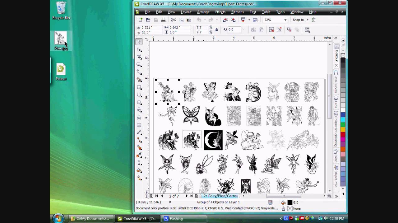 corel clipart library - photo #20