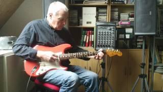 The Shadows Kon-tiki solo guitar