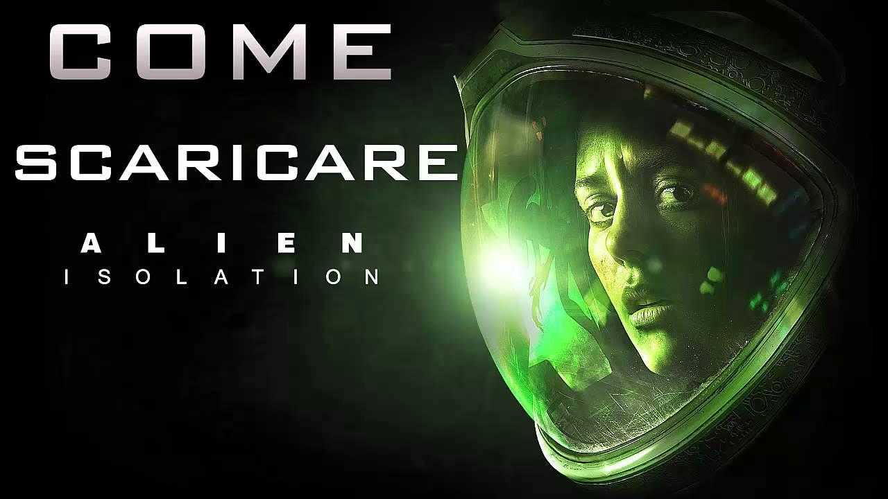 come scaricare alien isolation pc gratis ita youtube. Black Bedroom Furniture Sets. Home Design Ideas