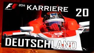 F1 2014/1. Saison #020 Deutschland/Rennen[German|HD+|PC] Legende 100%