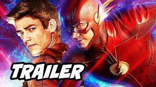 The Flash Season 4 Episode 1 Promo - Reverse Flash and NYCC Explained