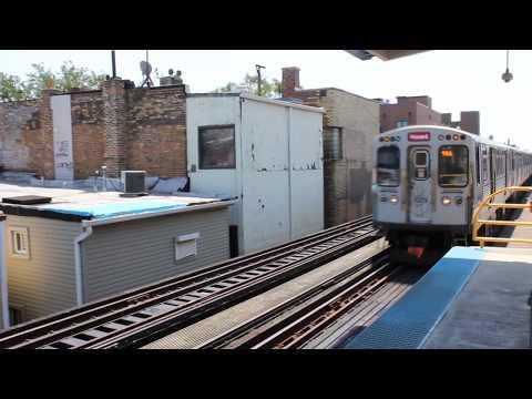 CTA Red Line subway