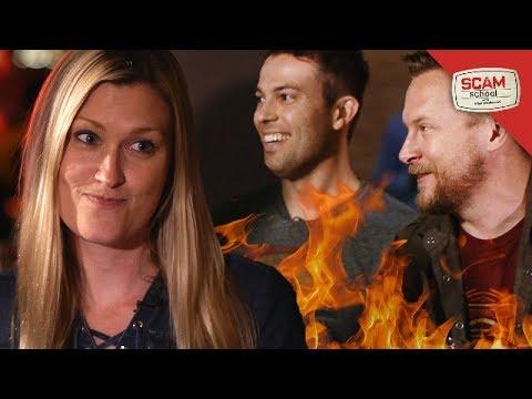 Un-Burn a Match Right Before Their Eyes!