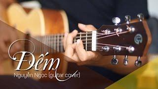 Đếm - Nguyễn Ngọc (guitar cover) |guitar mini| Guumusic