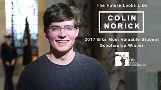 The Future Looks Like Colin Norick