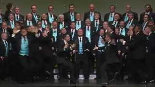2014 BHS Intl Championship Performance: Vocal Majority - When Johnny Comes Marching Home