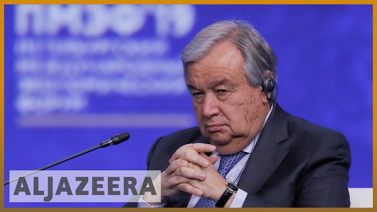 Stabilising Syria: UN chief appeals to Russia, Turkey