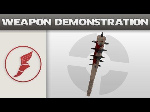 Weapon Demonstration: Boston Basher