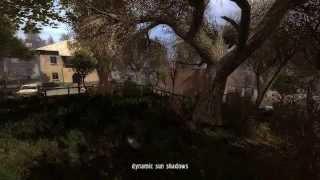 Разработка игры S.T.A.L.K.E.R. Clear Sky(1 видео)(Видео разработчиков игры S.T.A.L.K.E.R. Clear Sky., 2013-07-06T14:18:57.000Z)